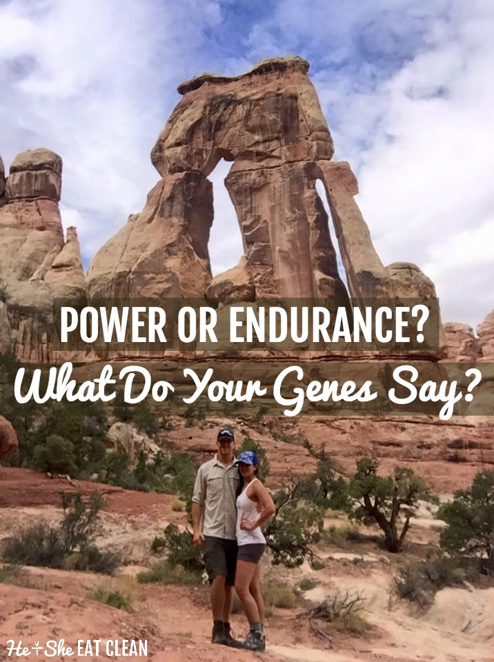 Power or Endurance? What Do Your Genes Say?