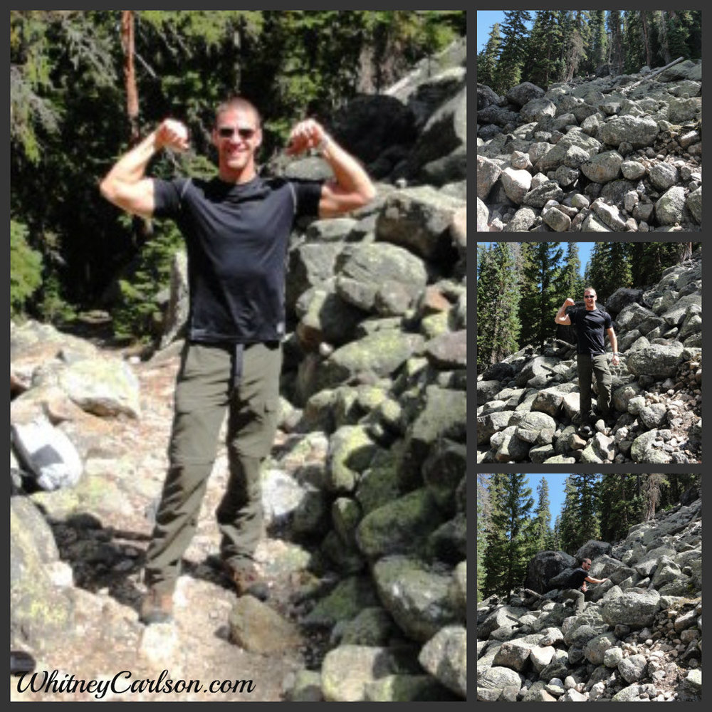 Hiking in Rocky Mountain National Park, CO | He and She Eat Clean