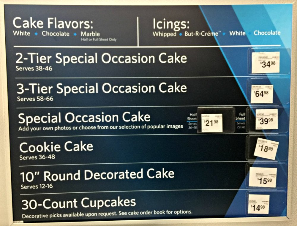 How to Order a Cake from Sams Club