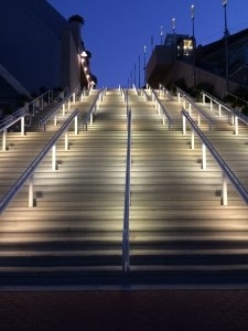 San Diego Stair Running | He and She Eat Clean