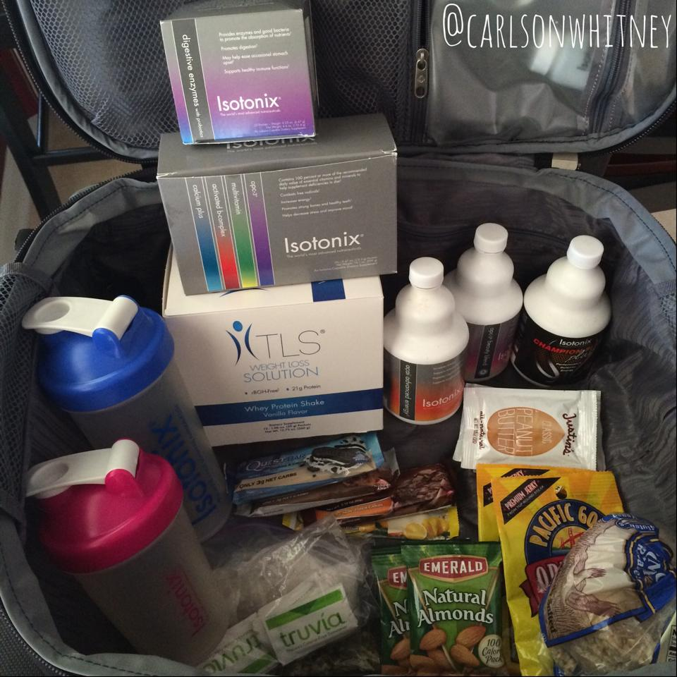 Eating Healthy While Traveling | He and She Eat Clean
