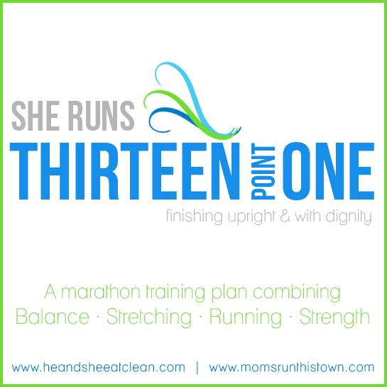 She Runs Thirteen Point One with MRTT and He and She Eat Clean