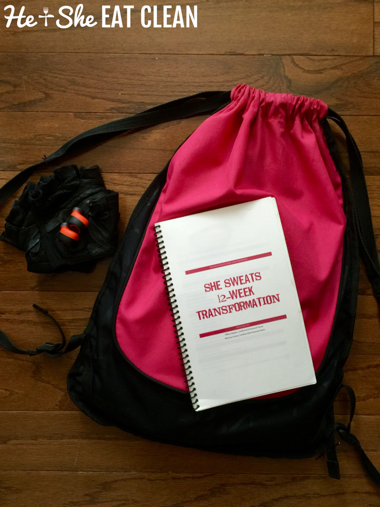 Our Gym Bag | Verve Life | He and She Eat Clean