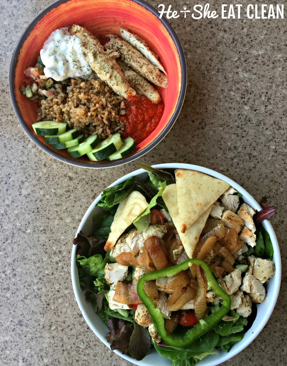 Clean Eating at Zoes Kitchen