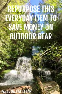 Repurpose this Everyday Item to Save Money on Outdoor Gear