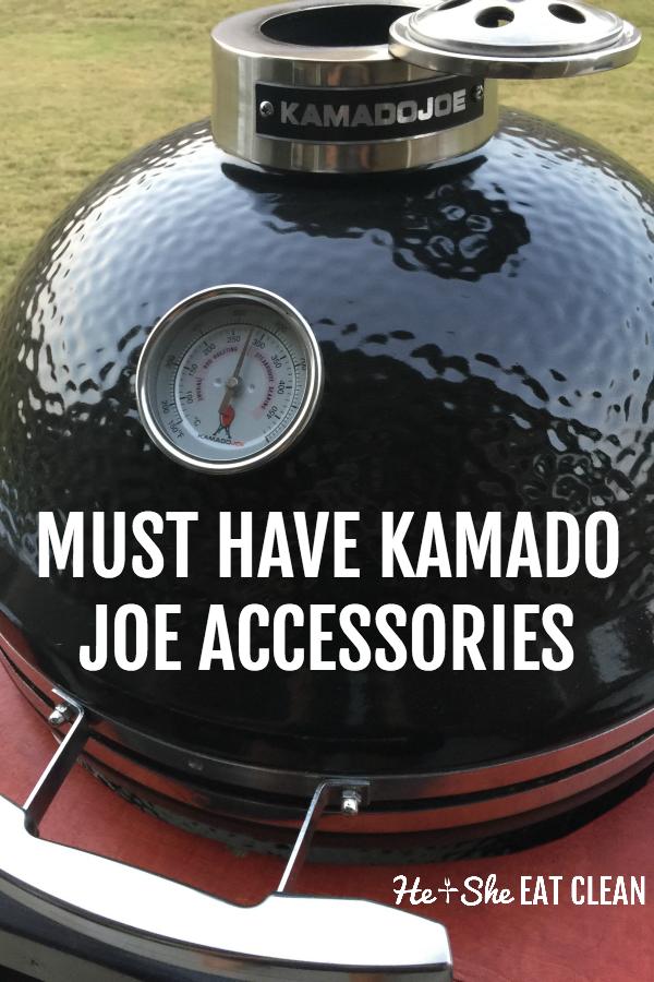 Must Have Kamado Joe Accessories