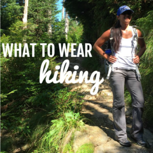 What to Wear Hiking in the Summer