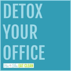 text reads detox your office