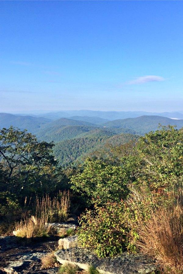 Blood Mountain in Blairsville, GA