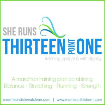 She Runs Thirteen Point One Workout Plan