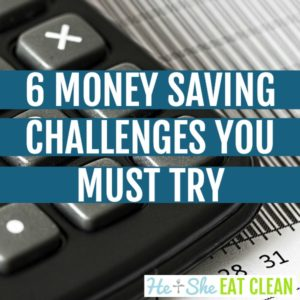 6 Money Saving Challenges You Must Try square image